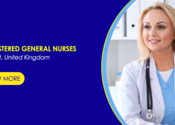 Registered General Nurses in Dorset, UK
