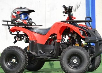 Atv Toronto125cc Nitro-Motors Germany