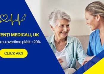 Job Asistent Medical cu PIN in Anglia