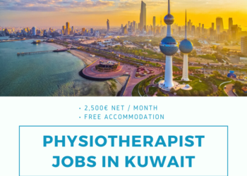 Licensed Physiotherapist in Kuwait