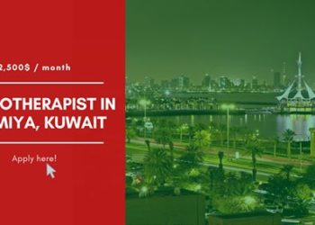 Jobs for a Physiotherapist in Kuwait