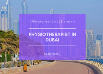 Jobs for Physiotherapists in Dubai
