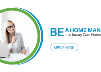 Home Manager with nursing qualification