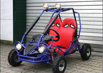 Buggy Kinder Middy 49 Cc #Automata