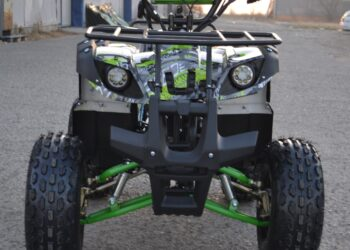 Atv 125Cc Grizzly Graffity Deluxe Automat